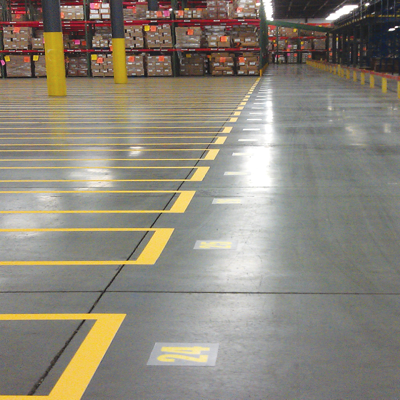 Durastripe Xtreme Tape For Factories And Warehouses